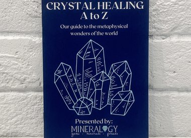 A-Z Crystal Healing Guide