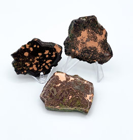 Copper Ore Slab (Keweenaw, MI)