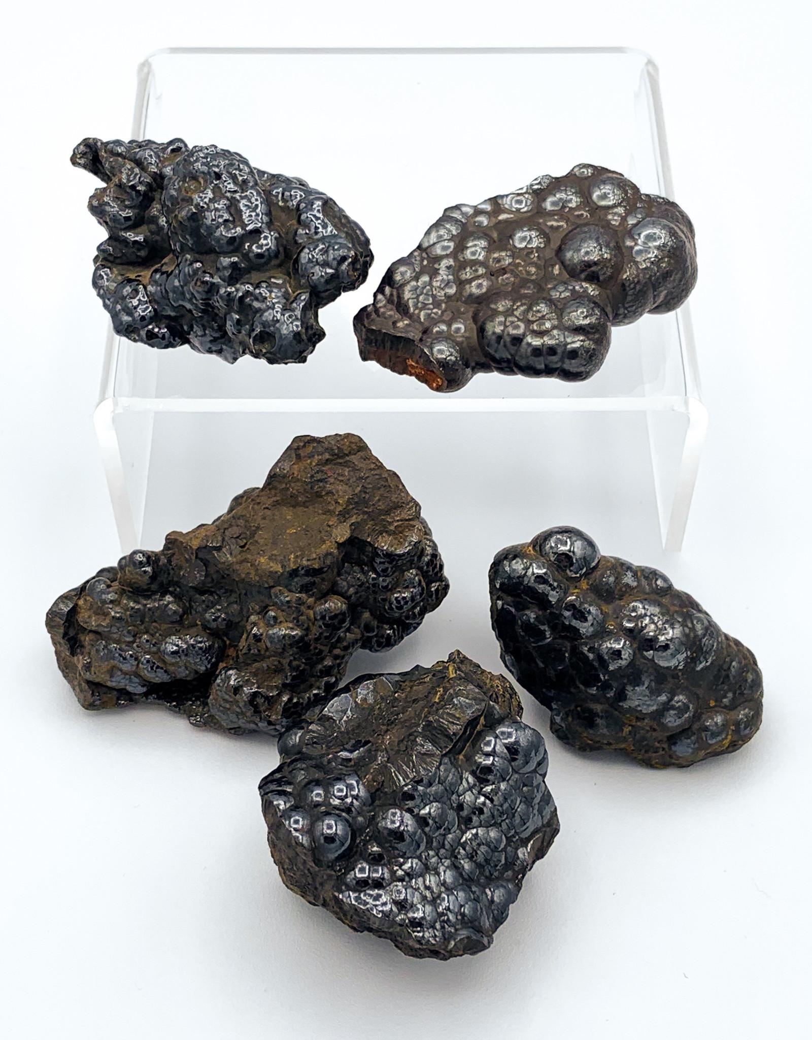 Botryoidal Hematite (Morocco)