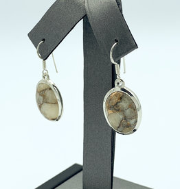 Copper Calcite Earrings