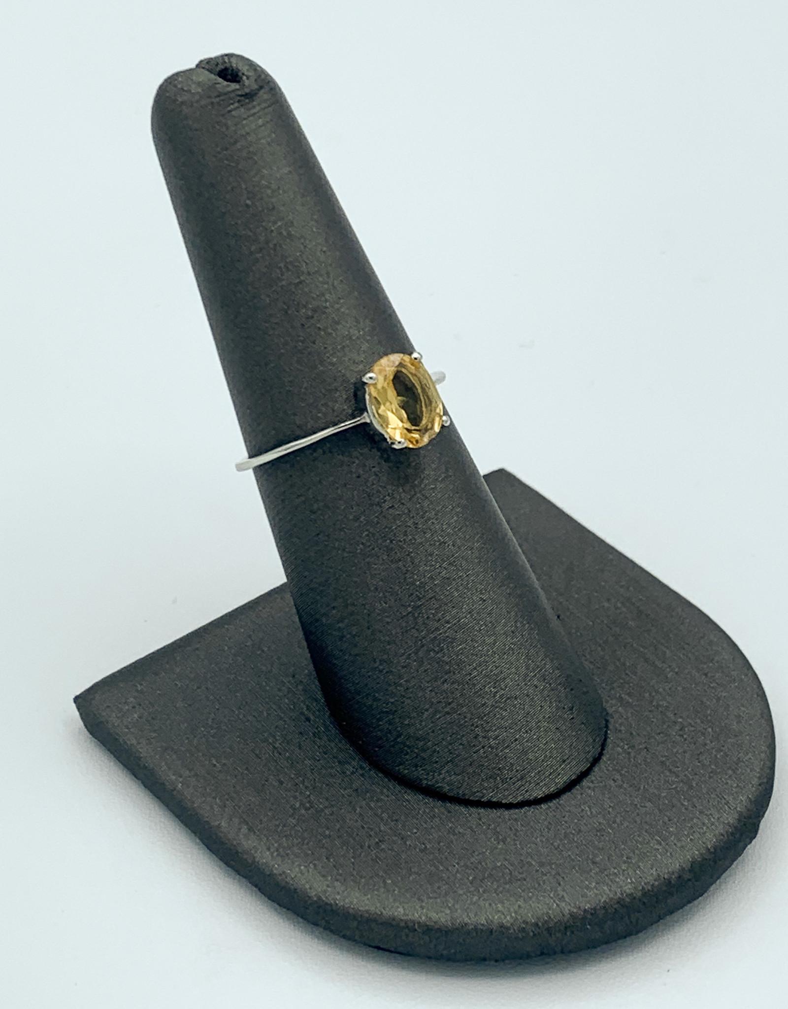 Citrine Ring - Size 7