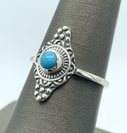 Turquoise Ring - Size 8