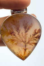 Scenic Agate Pendant