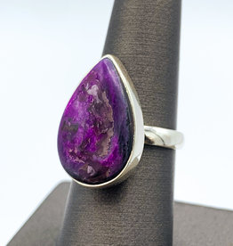 Sugilite Ring - Size 7