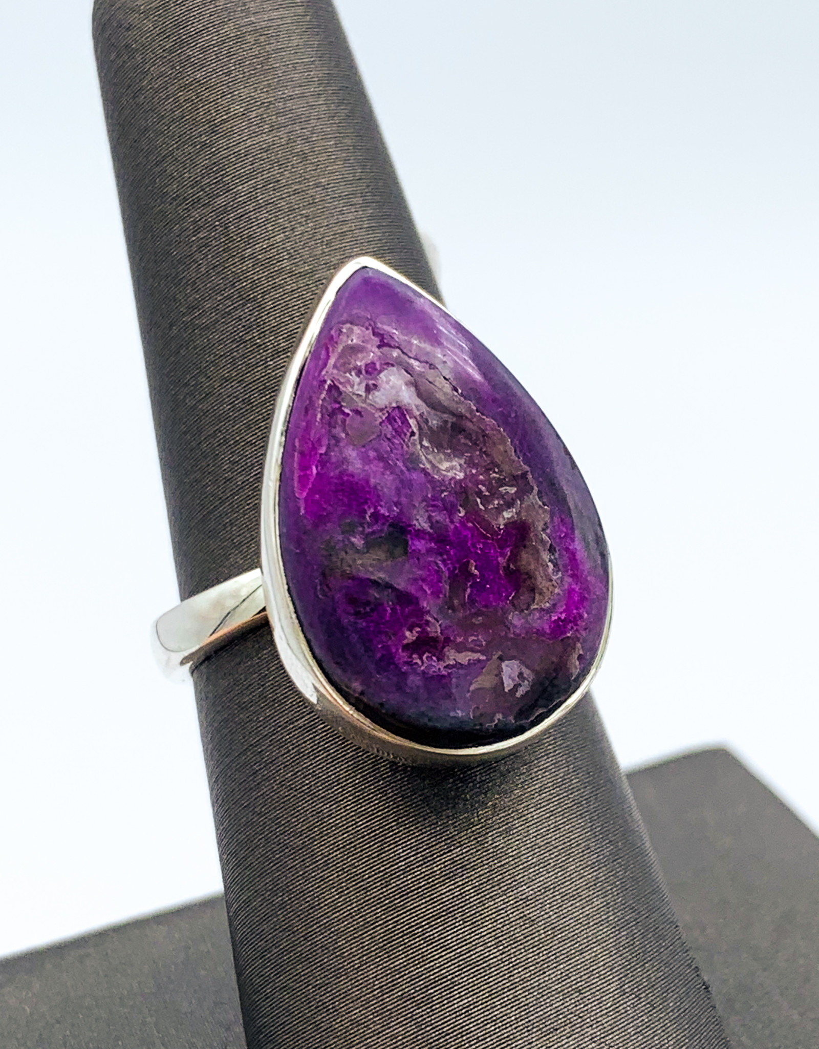 Sugilite Ring - Size 7