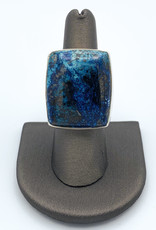 Shattuckite Ring (Adjustable)