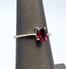 Garnet Ring - Size 6