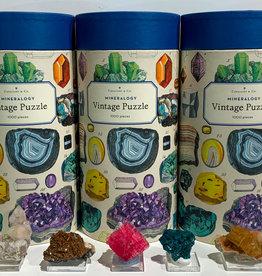 Mineralogy - 1000 Piece Puzzle