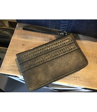 SIMPLY NOELLE HB-2025 FISHTAIL WALLET ASSORTED COLORS
