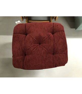 HOLLAND HOUSE 5865T SUPMER OTTOMAN SUPERSONIC MERLOT