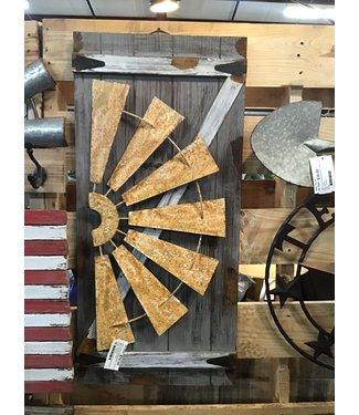 MIDWEST CBK WALL DECOR WINDMILL/DOOR
