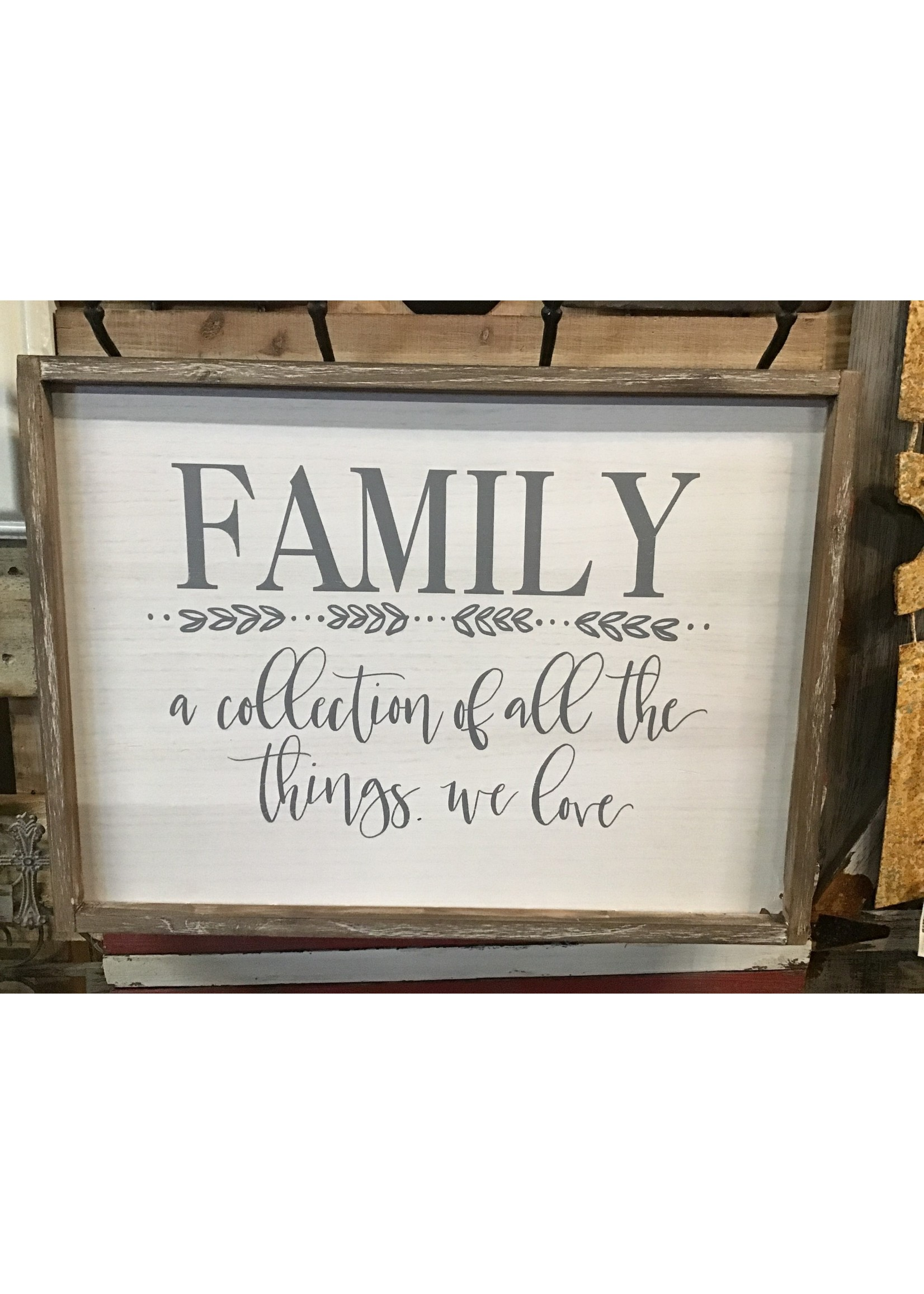 """MIDWEST CBK WALL DECOR """"FAMILY COLLECTION"""""""