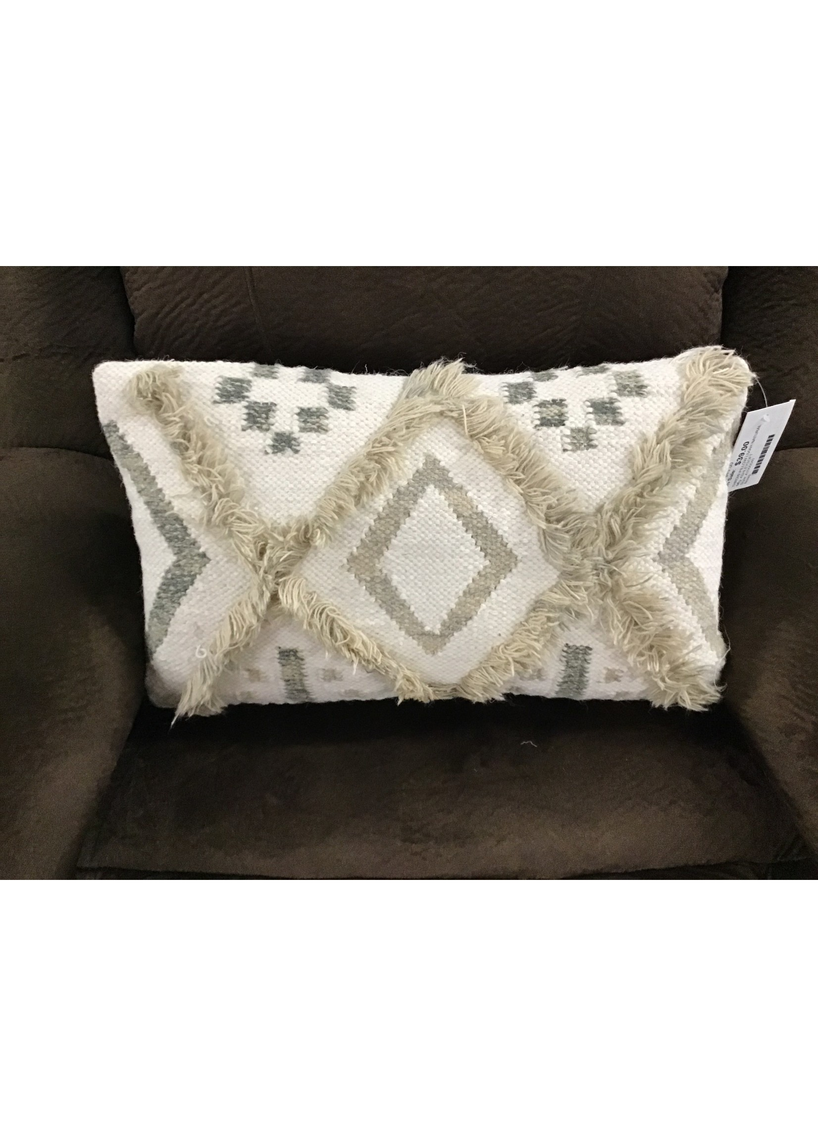 ASHLEY A1000540 THROW PILLOW LIVIAH NATURAL