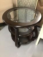 ASHLEY T819-6 END TABLE ROUND YEXENBURG