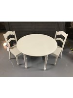 POWELL 16Y1004 CHILD'S TABLE & 2 CHAIRS