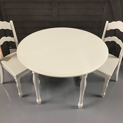 POWELL CHILD'S TABLE & 2 CHAIRS