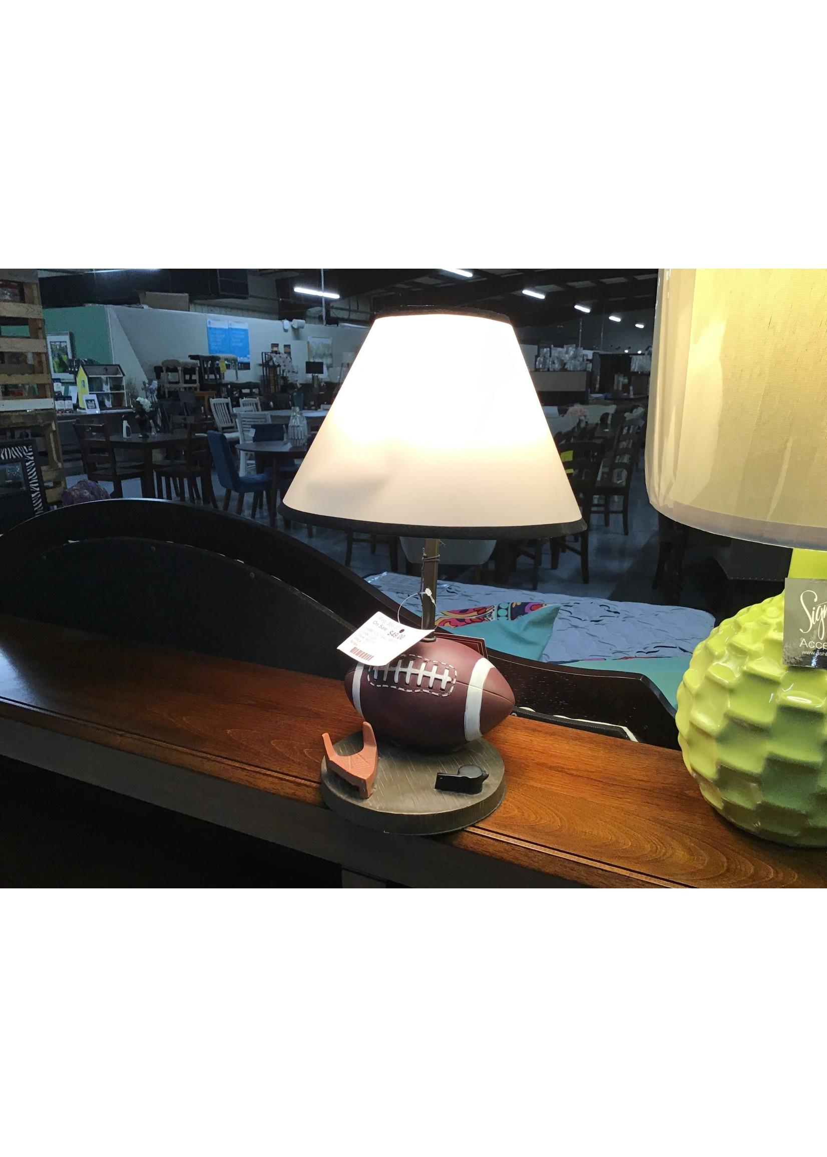 COASTER LAMP FOOTBALL SPORTS