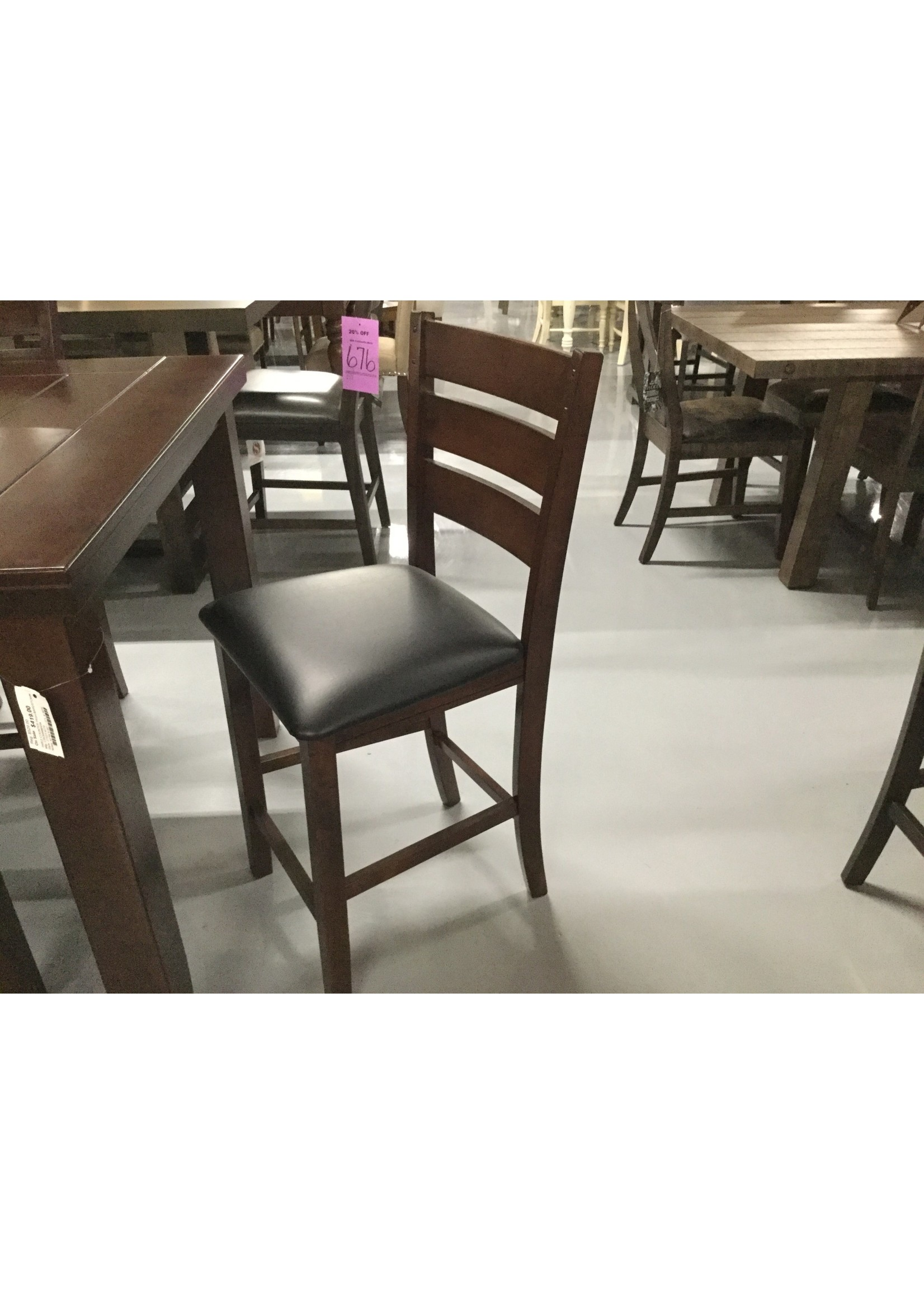 CROWNMARK 2752S-24 CHAIR COUNTER HEIGHT BARDSTOWN