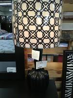 ASHLEY SHARITEY  TABLE LAMP IN BLACK
