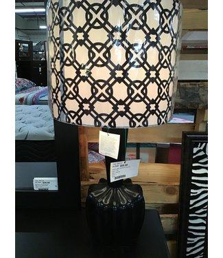 ASHLEY TABLE LAMP SHARITEY BLACK