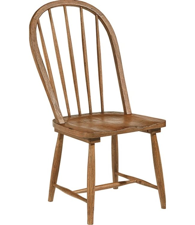 MAGNOLIA HOMES WINDSOR HOOP CHAIR BENCH FINISH