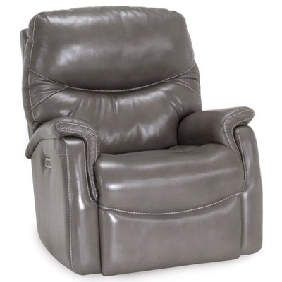 FRANKLIN 4741-LM84-05 POWER ROCKER RECLINER SUMMIT QUARTZ