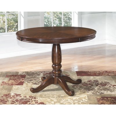 ASHLEY D436-15B/T TABLE DINING LEAHLYN ROUND
