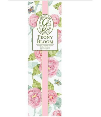 GREENLEAF GIFTS GL902532 HOME FRAGRANCE SLIM PEONY BLOOM SACHET