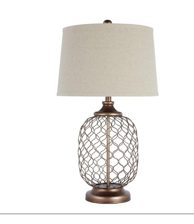 ASHLEY SANZIA TABLE LAMP