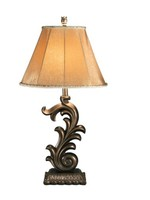 ASHLEY ELIZA TABLE LAMP IN BRONZE