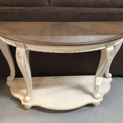 ASHLEY T743-4 SOFA TABLE REALYN