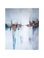 ASHLEY WALL ART BRAYLIN BLUE