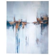 ASHLEY A8000282 WALL ART BRAYLIN BLUE