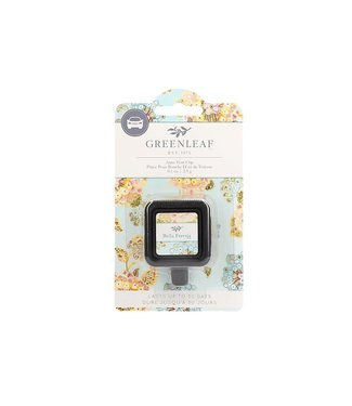 GREENLEAF GIFTS GLG986518 AUTO VENT CLIP BELLA FREESIA