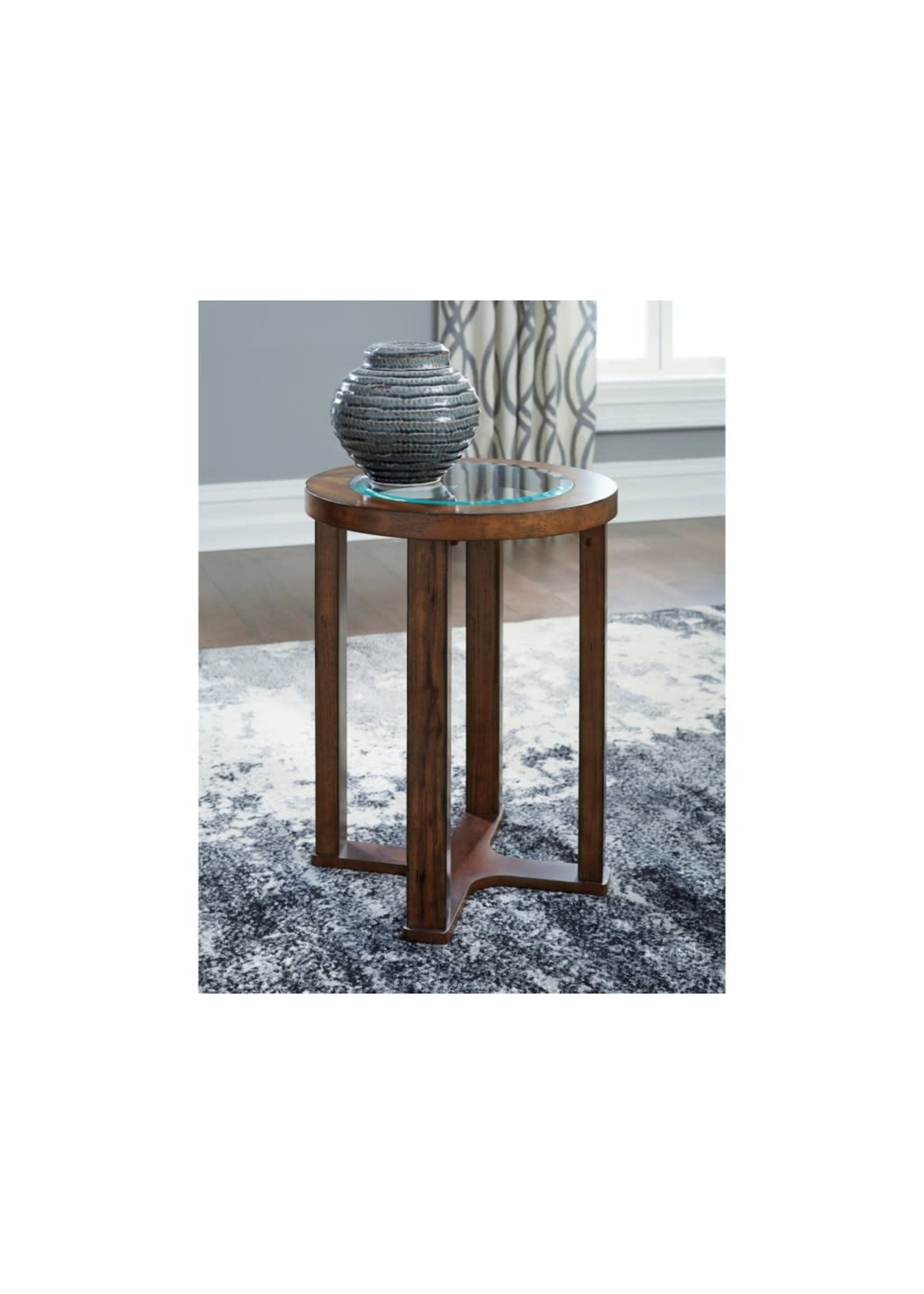 ASHLEY T725-6 END TABLE HANNERY