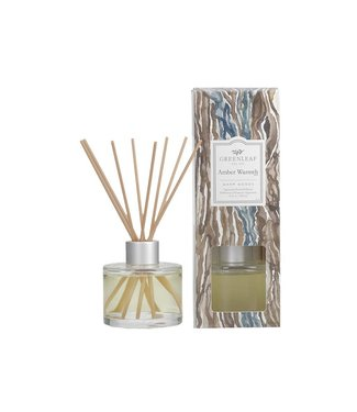 GREENLEAF GIFTS GLG975531 SIGNATURE REED DIFFUSER AMBER WARMTH