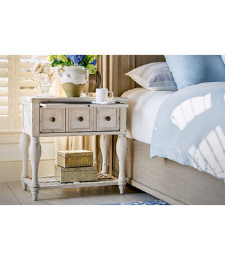 LEGENDS ZLGV-7315 LEG NIGHTSTAND LAUREL GROVE