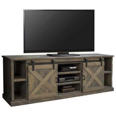 "LEGENDS FH1425-BNW TV CONSOLE 85"" BARNWOOD"
