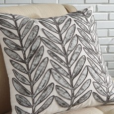 ASHLEY A1000806 THROW PILLOW MASOOD NATURAL/TAUPE