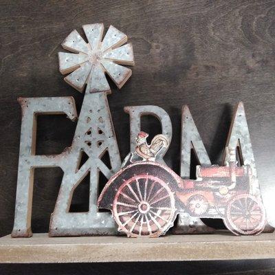 GANZ 166473 FARM TRACTOR