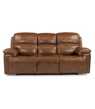 FLEXSTEEL 1659-62PH-204-72 SOFA POWER RECLINE FENWICK