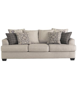 ASHLEY 7960438 SOFA VELLETRI PEWTER