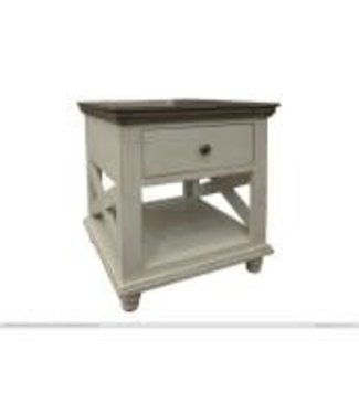 IFD 4601ENDIV END TABLE 1 DRAWER FLORENCE