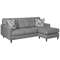 ASHLEY 2030418 SOFA CHAISE MANDON RIVER
