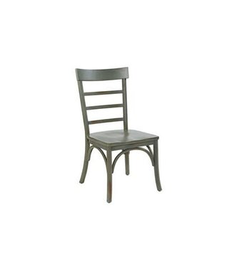 MAGNOLIA HOMES 2010704DB SIDE CHAIR KEMPTON PATINA
