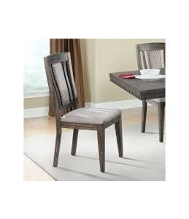 ELEMENTS DMO100WSC SIDE CHAIR MORRISON UPHOLSTERED