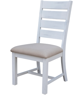 COTTAGE CREEK SUMMER LAKES DINING CHAIR  TWO-TONE