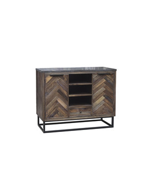 COTTAGE CREEK 8089-0694 MEDIA CABINET OAK BROOK