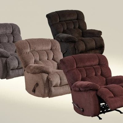 CATNAPPER SWIVEL GLIDER RECLINER DALY CHATEAU