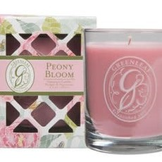 GREENLEAF GIFTS GL916532S SIGNATURE CANDLE PEONY BLOOM